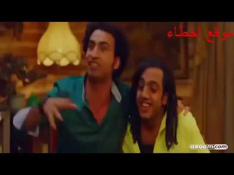 اخطاء فيلم حسن وبقلظ