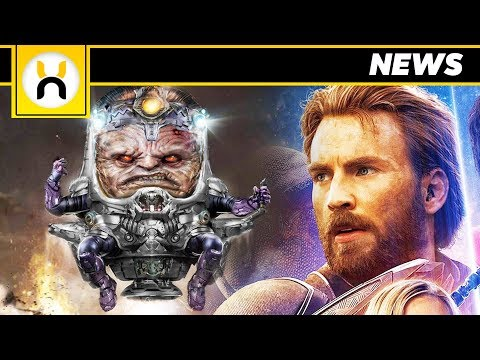 Avengers 4 Writers Talk M.O.D.O.K. Coming To The MCU