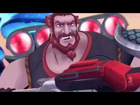 Slug terra Season 4 Episode 13 The Return Of The Eastern Champion