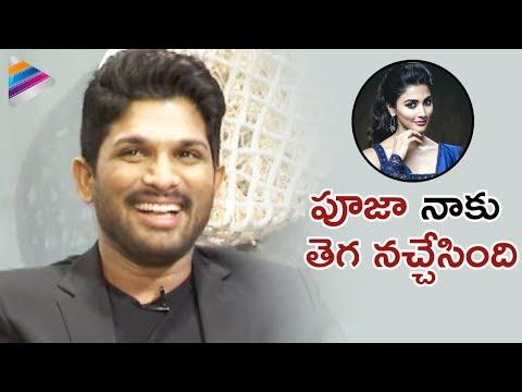 Video Allu Arjun Impressed by Pooja Hegde   DJ Duvvada Jagannadham Movie Interview   Telugu Filmnagar download in MP3, 3GP, MP4, WEBM, AVI, FLV January 2017