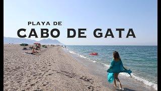 Playa Cabo de Gata - Voz de Almería