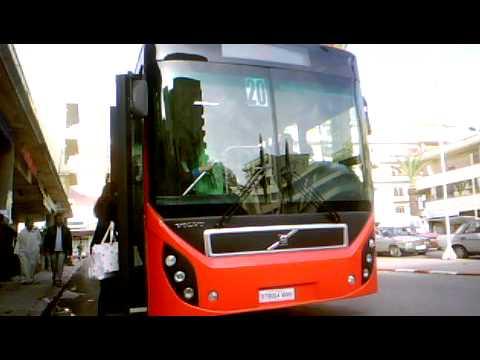 Bus Volvo Meknes CityBus