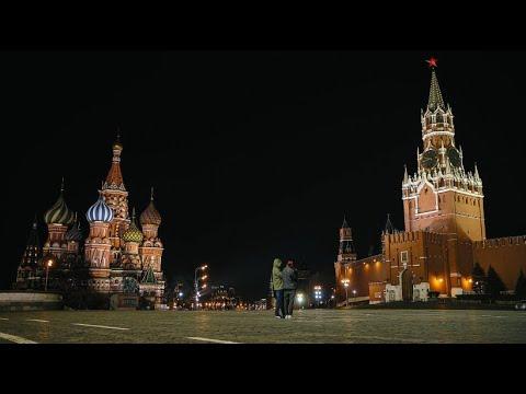 Moskau verschärft die Coronavirus-Maßnahmen