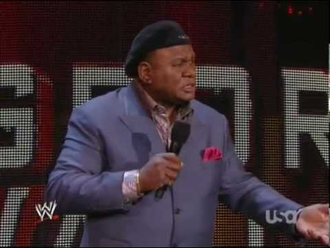 WWE Tribute to the Troops with George Wallace