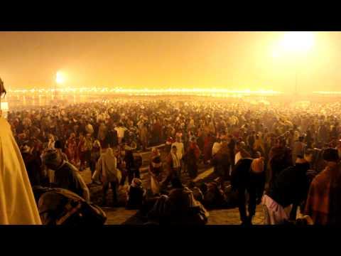 Kumbh Mela 2013: Mauni Amavasya Snan Feb 10th (30 million people bathe in Ganges)