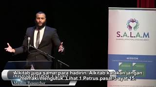 Video Ketika David Wood Membantu Mohammed Hijab Menyampaikan Argumennya MP3, 3GP, MP4, WEBM, AVI, FLV Desember 2018