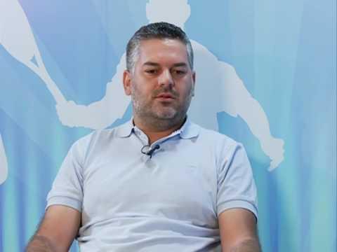 Milija Savović, trener FK Dečić