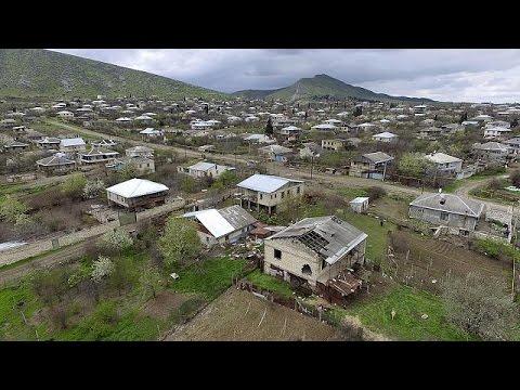 Ναγκόρνο – Καραμπάχ: Κατάπαυση του πυρός ζητά η Μόσχα