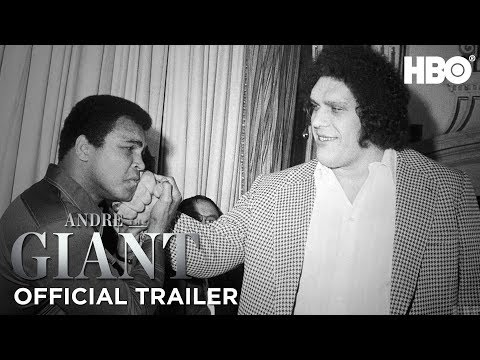 Andre The Giant Official Trailer (2018)   HBO