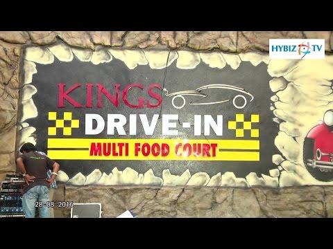 , Kings Drive In Multi Food Court-khanamet Hyderabad