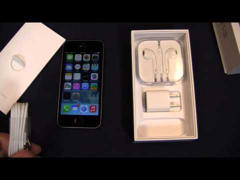 phonedog - Apple iPhone 5s Unboxing! Aaron unboxes and does an early review of the Apple iPhone 5s, Apple's newest flagship smartphone. Featuring the new Apple A7 CPU a...