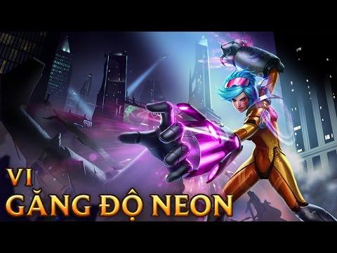 Vi Găng Độ Neon