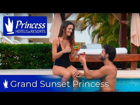 Relax y lujo - Platinum Grand Sunset Princess - Riviera Maya