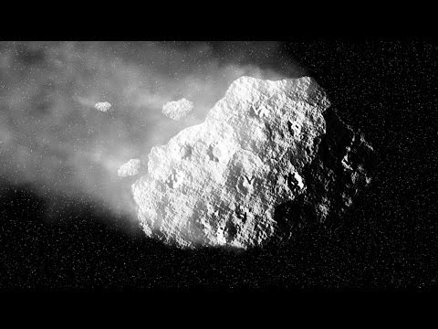 How to Make an ASTEROID in Deep Space with Photoshop
