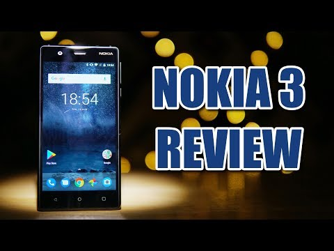 Nokia 3 Review - NO, just NO!