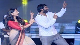 Prabhas Dance On Stage - Anushka Shetty - SS Rajamouli
