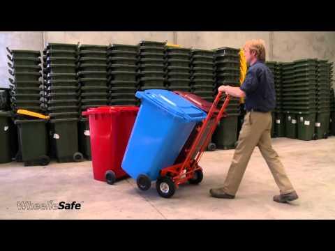WheelieSafe Bin Handling System