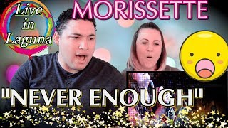 Video Morissette Live at Laguna|NEVER ENOUGH||| Couples Reaction MP3, 3GP, MP4, WEBM, AVI, FLV Agustus 2018