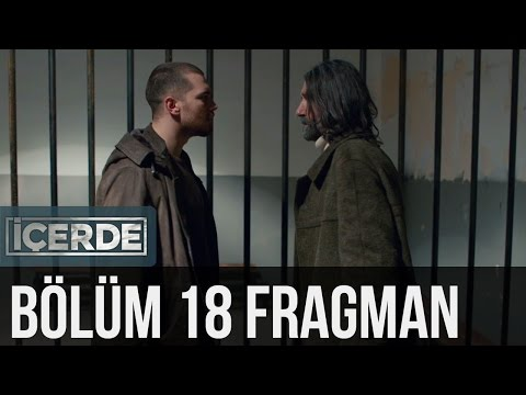 İçerde 18. Bölüm Fragman