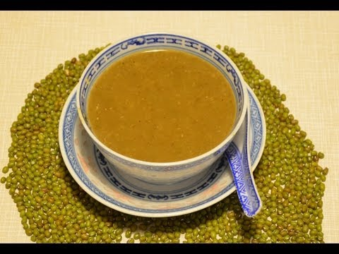 Green bean soup recipe/ tong sui 綠豆沙糖水