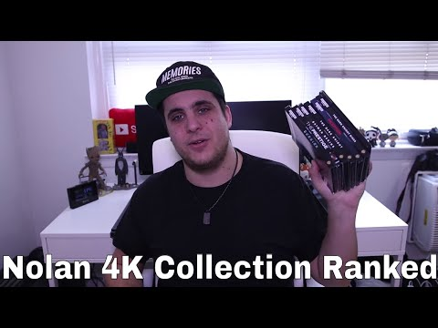 Nolan Collection 4K Ranked
