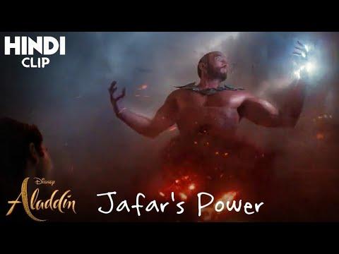 Jafar's Power | Ending Scene | Aladdin 2019 | Hindi HD