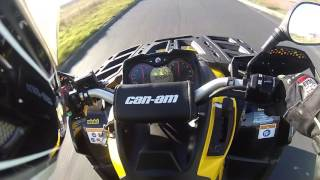 6. CAN AM XTP MAX 1000 TOP SPEED