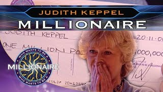 Video Historic Win By Judith Keppel - Who Wants To Be A Millionare? MP3, 3GP, MP4, WEBM, AVI, FLV Maret 2019
