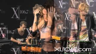 Tove Lo LIVE from the XL 106.7 Performance Studio