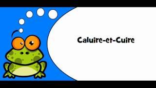 Caluire-et-Cuire France  city photos : Pronounce like a French # Caluire et Cuire