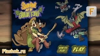 Видеообзор Scooby Doo and The Goblin King
