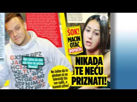 Scandal novine: Biznismen – Ružica i Tijana su me ucenjivale po*no snimkom, Macin otac poručio – Nikada te neću priznati, Miroslav kleo Cecu a policija ga vraćala na tezgu