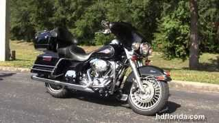 7. Used 2009 Harley Davidson Electra Glide Classic Motorcycles for sale