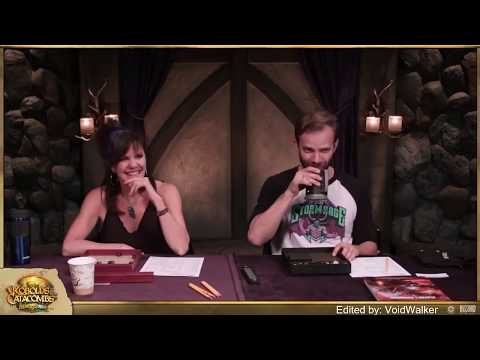 Critical Role - The Fill-in Dungeon Masters