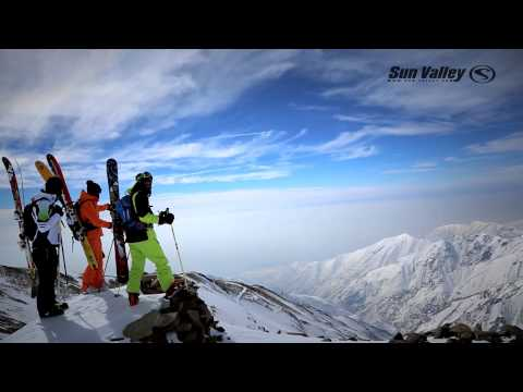 Iran Ski Trip 2014 - Sun Valley