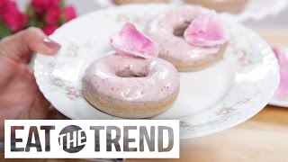 Rosé All Day Doughnuts | Eat the Trend by POPSUGAR Food