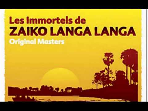 Zaiko langa langa - Adios Alemba - mille sourires