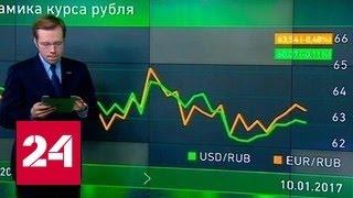 Экономика. Курс дня, 10 января 2017 года