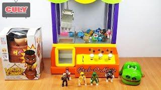 Đồ chơi máy gắp siêu nhân máy gắp thú - toy for kids power rangers catcher machine, Sieu nhan Gao, phim sieu nhan Gao, phim sieu nhan gao moi nhat