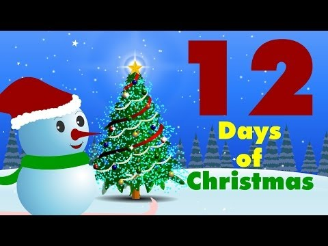 12 Days Of Christmas - Christmas Carol