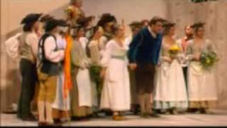 From a 1993 performance of Mozarts Le nozze di Figaro (The Marriage of Figaro) at the Théàtre du Châlet in Paris, directed by ...