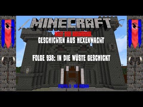 Folge 938: In die Wüste geschickt - Minecraft Welt der Abenteuer [Let's Play Deutsch]