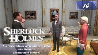 Sherlock Holmes (Video Games) - Nemesis [Remastered version] - Pt.14