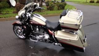 7. 2011 Harley Davidson Street Glide CVO