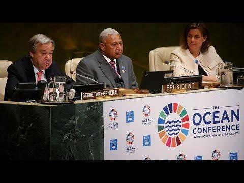 ΟΗΕ: Σήμα κινδύνου για τη διάσωση των ωκεανών