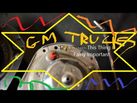 How to Replace 1988-2000 Chevy trucks and Suburbans Blower Fan Motor And  Blower Resister!