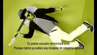Runaway Baby - By Bruno Mars  (Traducida en Español) HD