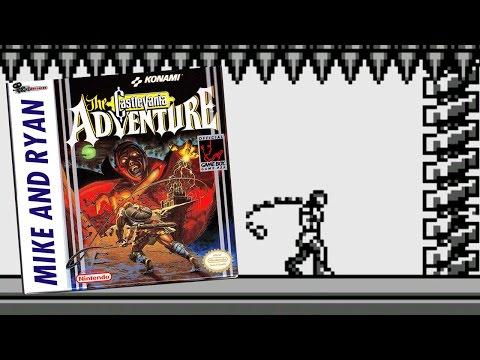 Castlevania: The Adventure (Game Boy) Mike & Ryan (видео)