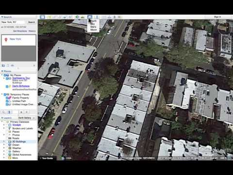 Google Earth Advanced Tools 2016 Tutorial