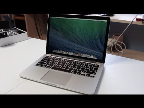 new Macbook Pro Unboxing - Here's my unboxing of the new 13